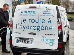 Les premières stations à hydrogène arrivent en France