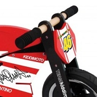 id e cadeau une draisienne aux couleurs motogp. Black Bedroom Furniture Sets. Home Design Ideas