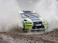 WRC: Marcus renoue avec la victoire
