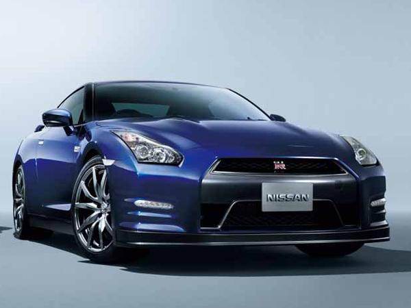 Restyling Nissan GT-R 2011 : les images et les infos
