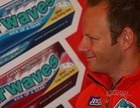 Superbike - Vallelunga: Shane Byrne arrive