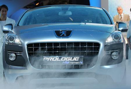 PSA et les hybrides : premiers tests d'industrialisation.