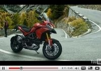 Ducati 1200 Multistrada 2010, le quatre en un [vidéos]