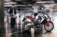 Honda propose un kit 35kW pour pour les CB650F ABS et CBR650F ABS