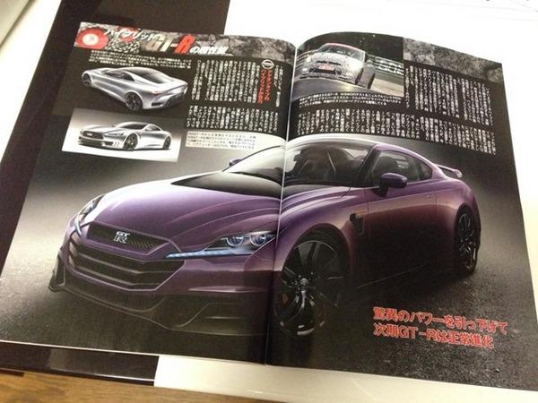 Future Nissan GT-R: la barre des 800 ch en ligne de mire!