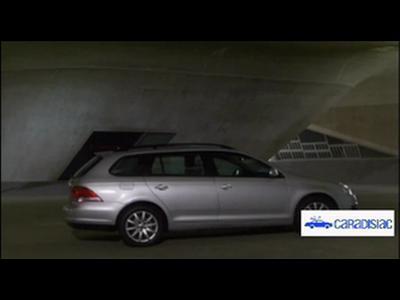 Volkswagen Golf SW : Break et set !