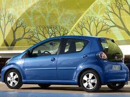 La nouvelle Toyota Aygo lancée en Belgique ? 103 g CO2/km