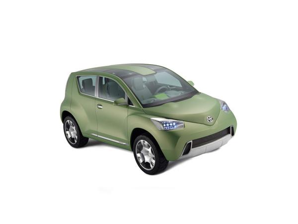 """Toyota: un """"petit Rav4"""" pour Genève"""