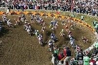 Le moto-cross des Nations