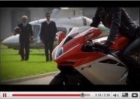 La vidéo officielle de la nouvelle MV Agusta F4 '10