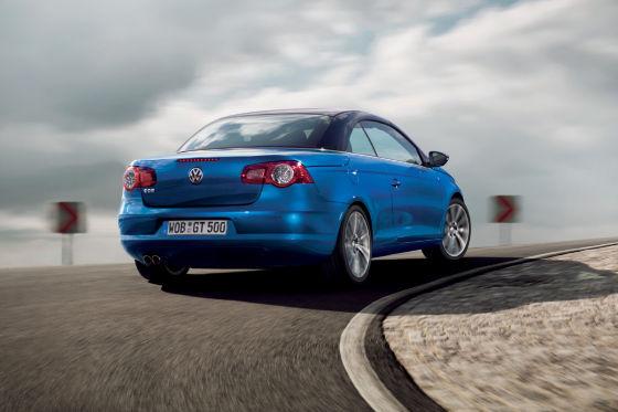 Volkswagen Eos GT Sport: pour le moment réservée à l'Allemagne
