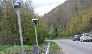 La gestion des radars tronçons critiquée par la CNIL