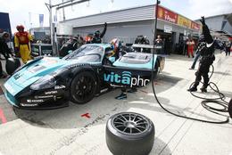 FIA GT/Silverstone: Saleen et le K plus K Motorsport débutent bien la saison!