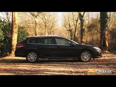 Video Renault Laguna III Estate