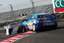 WTCC: double victoire de Chevrolet à Marrakech!