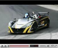 La vidéo du jour : Lotus 2-Eleven au Mont Buller Sprint - 8:54:66