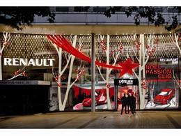 L'Atelier Renault vire au rouge pour la fin de l'année