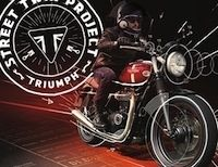 Prépa: voici le Triumph Street Twin Project