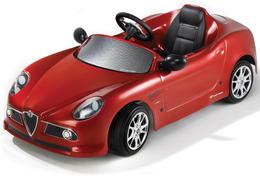 Noël approche... une Alfa Romeo 8C pour les petits, ça vous dit?