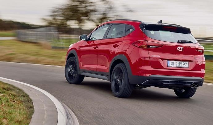 Hyundai : la gamme N avec des SUV et des électriques