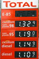 Le baril de pétrole tout près des 100 $ : les automobilistes en otage