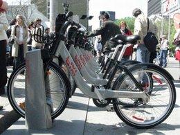 Système de vélos en libre-service BIXI : d'autres stations mises en service à Montréal