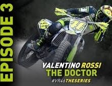 Vidéo - MotoGP: Rossi épisode 3