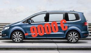 Soldes: 10 modèlesà prix cassés pour changer de voiture avant les vacances