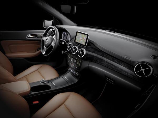 Bienvenue à bord de la future Mercedes Classe B