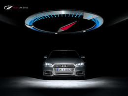 Salon de Francfort : un bâtiment éphémère de trois étages pour Audi