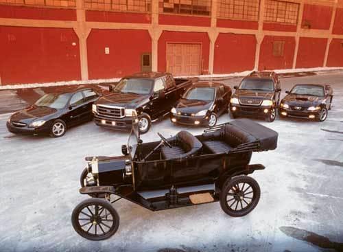 Ford fête son anniversaire avec une série limitée