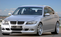 BMW Série 3 E90 à la sauce Breyton
