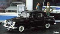 Miniature : 1/43ème - SIMCA Aronde