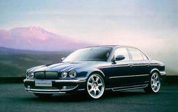 Jaguar XJ : aussitôt commercialisé, aussitôt tunée