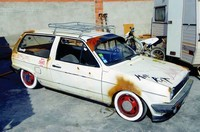VW Polo : Rat Style, le tuning destroy