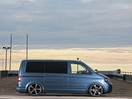 Volkswagen Transporter par MR Car Design : utilitaire DUB
