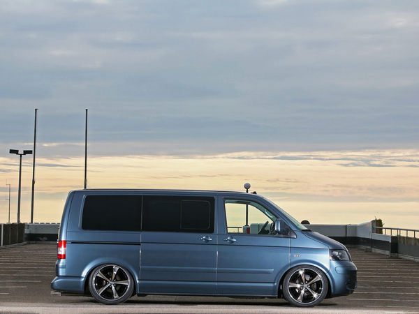 volkswagen transporter par mr car design utilitaire dub. Black Bedroom Furniture Sets. Home Design Ideas