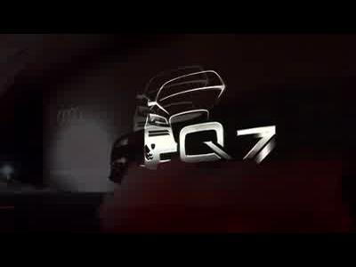Présentation Audi Q7