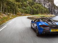 McLaren confirme unegamme d'hybrides rechargeables
