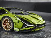 Route de nuit - Lego : « plus de deux ans de développement pour la Lamborghini Sián »