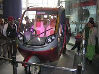 Un rickshaw nommé désir