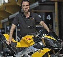 Superbike: Aprilia est sur le départ