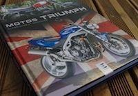 Lu pour vous: Motos Triumph classiques et modernes de Ian Falloon