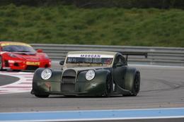 FIA GT3: les Morgan en pole à Silverstone!