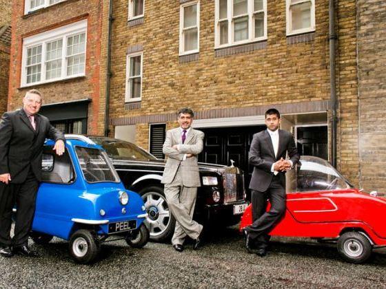 Peel : bientôt le retour de la plus petite voiture du monde