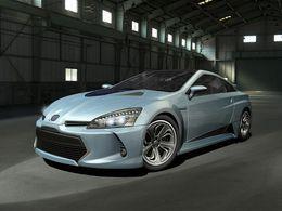 Une Toyota Prius Coupé dans les tuyaux ?