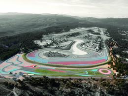 Une nouvelle piste sur le Paul Ricard