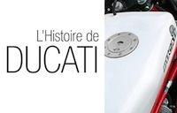 """Idée cadeau: """"L'Histoire de Ducati"""". Le tome 3 est dispo!"""