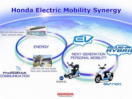 Honda testera des véhicules électriques au Japon et aux Etats-Unis d'ici fin 2010