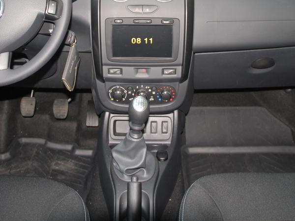 Dacia : la boîte automatique bientôt au catalogue